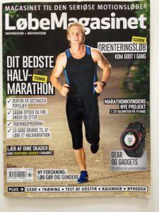 Løbemagasinet - mød orienteringsløber Camilla Bergmann