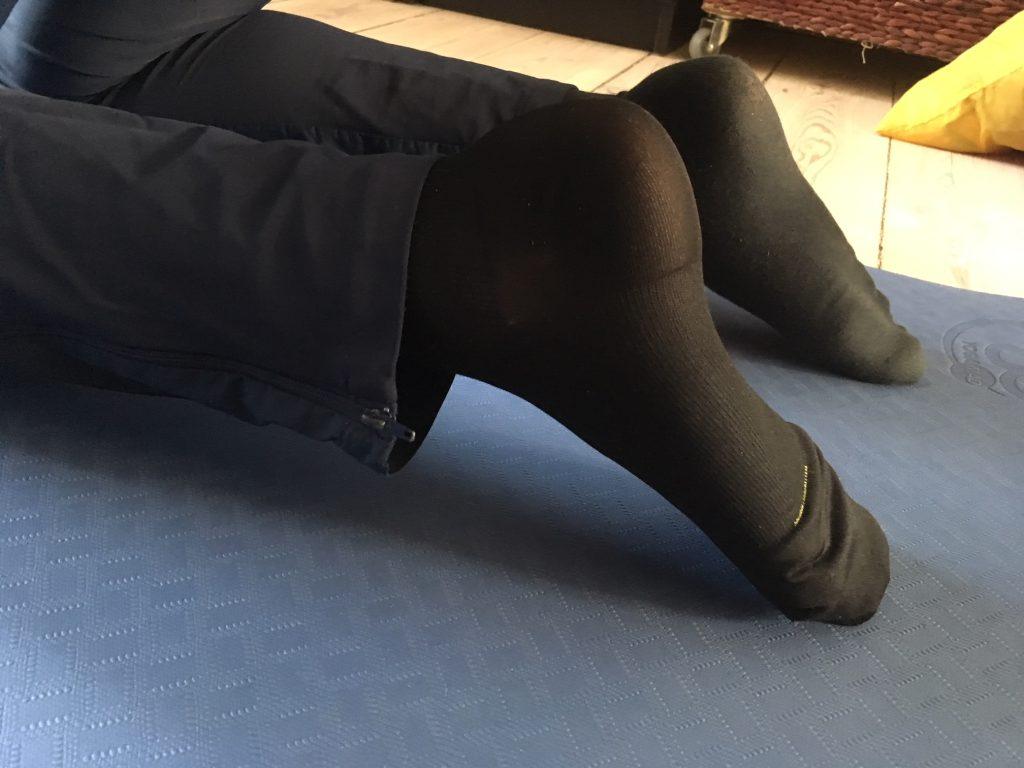 camilla-bergmann-brækket-ankel-genoptræning