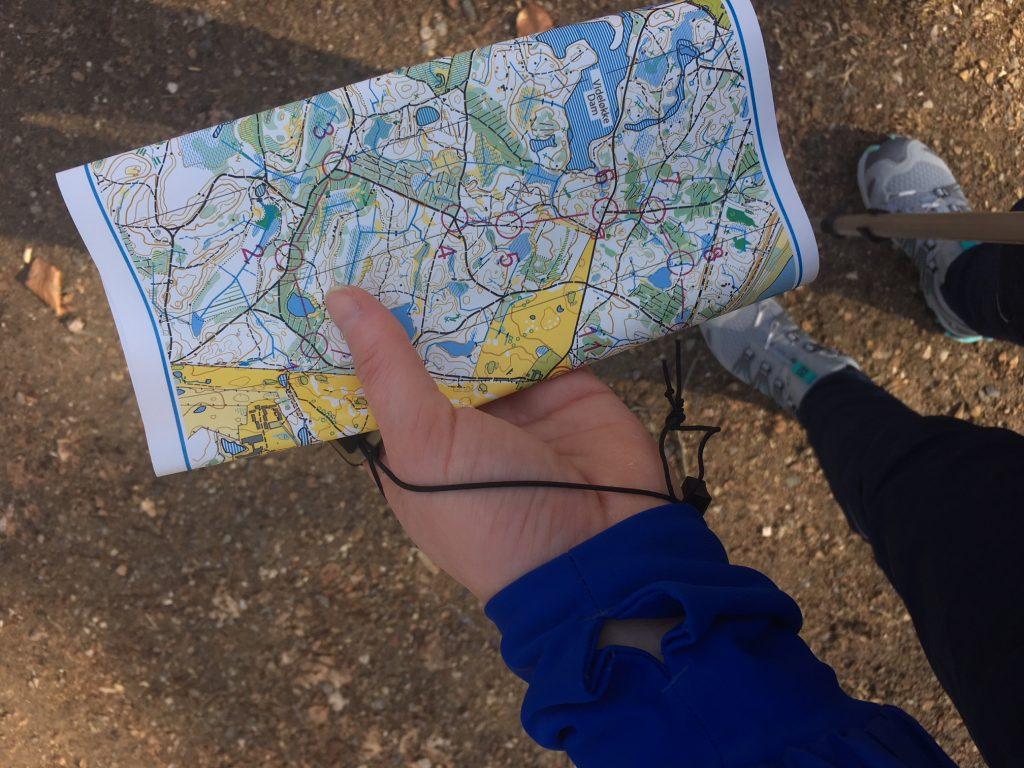 camilla-bergmann-brækket ankel-ankelbrud-ankelskade-orienteringsløb