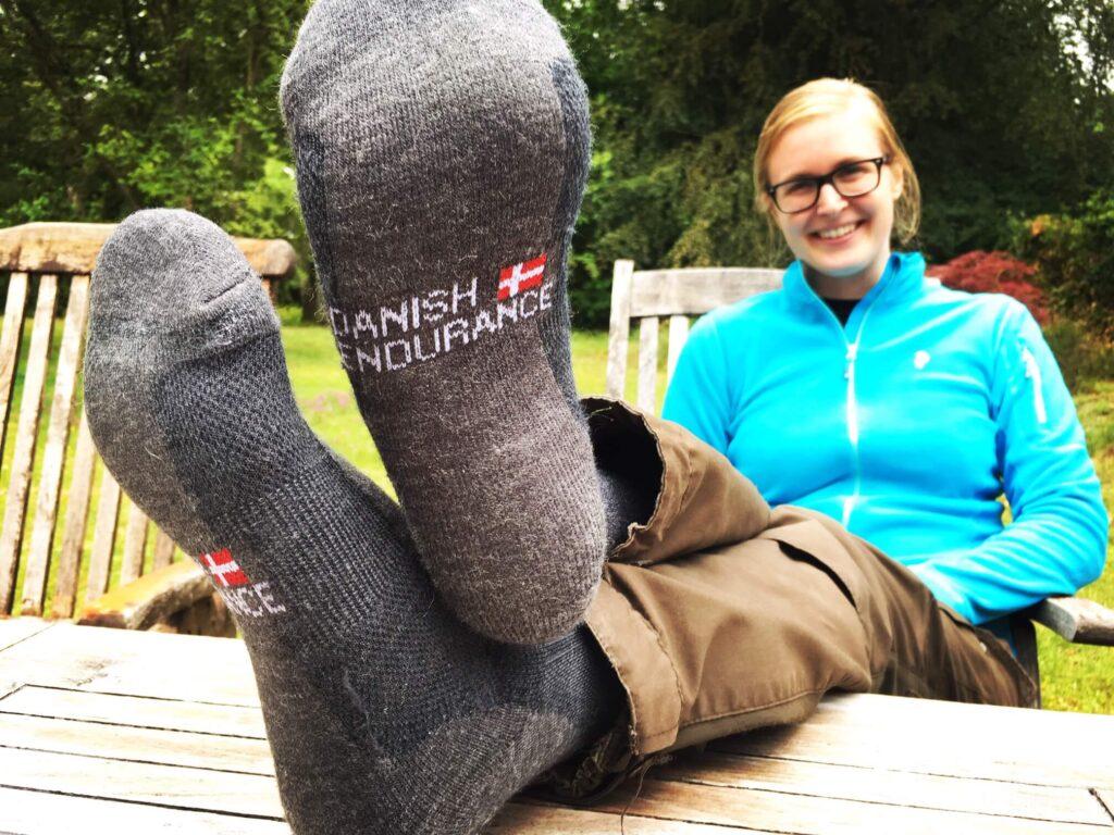 genoptræning-brækket-ankel_ankelbrud_vandretur_vandring_camilla-bergmann_danish-endurance_løb